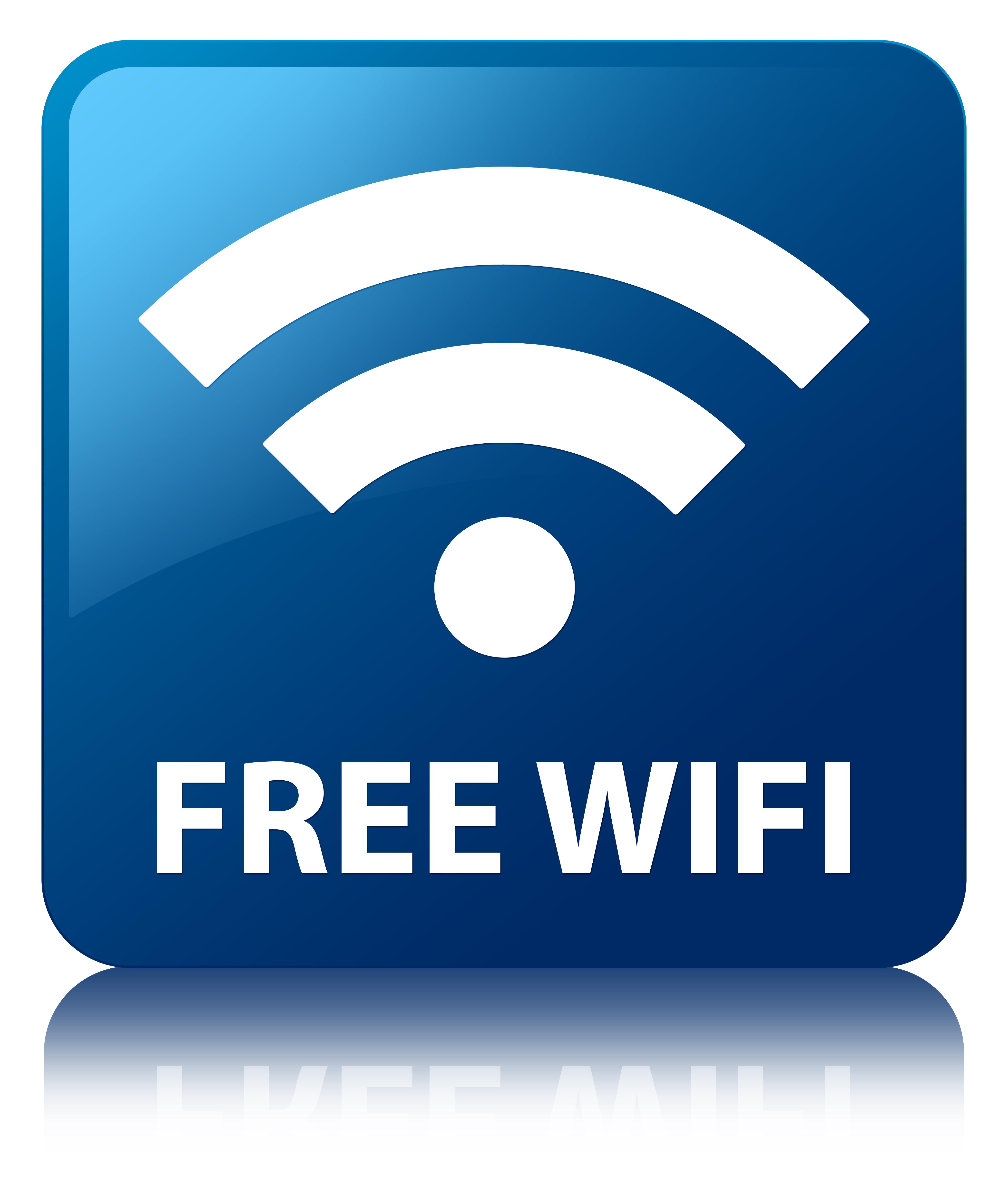 Free Wifi_shutterstock_124519945