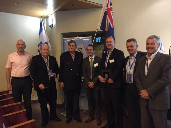 AICC Cyber Security Trade Delegation to Israel-2