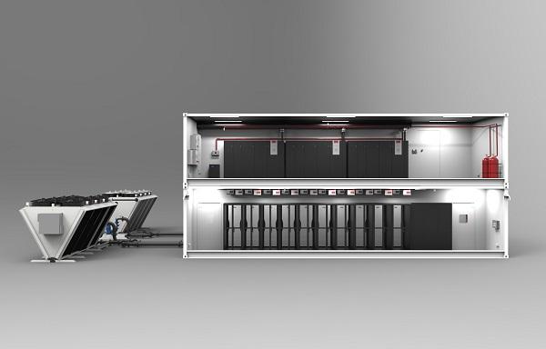 STULZ_TSI Modular Data Center