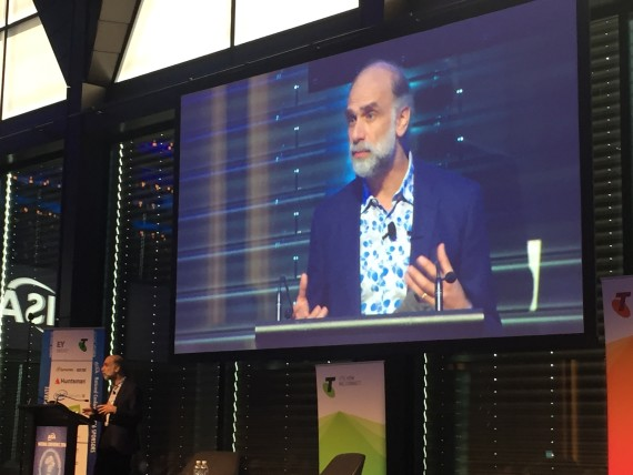 Executive Editor AISA National Conference 2016 Interview Series: Bruce Schneier