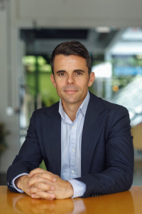 David Shephard, Vice President of Sales for Asia Pacific and Japan
