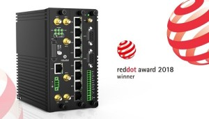 Robustel MEG5000 Wins Red Dot Product Design Award