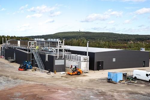 EcoDataCenter, Falun, Sweden