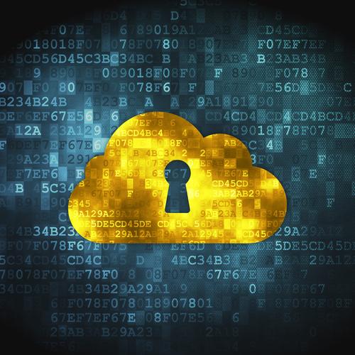cloud security - shutterstock_131210273