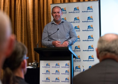 Mr Gary Hale, Director, Cyber Security & Speciality Projects, Cisco Systems Australia Pty Ltd